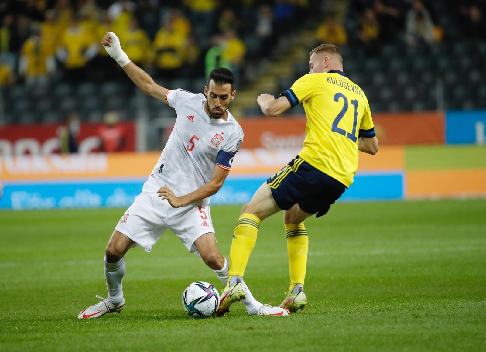 Sweden vs Spain (1)
