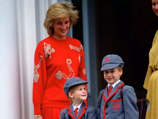 How Diana Changed the Rules of Royal Motherhood (4)