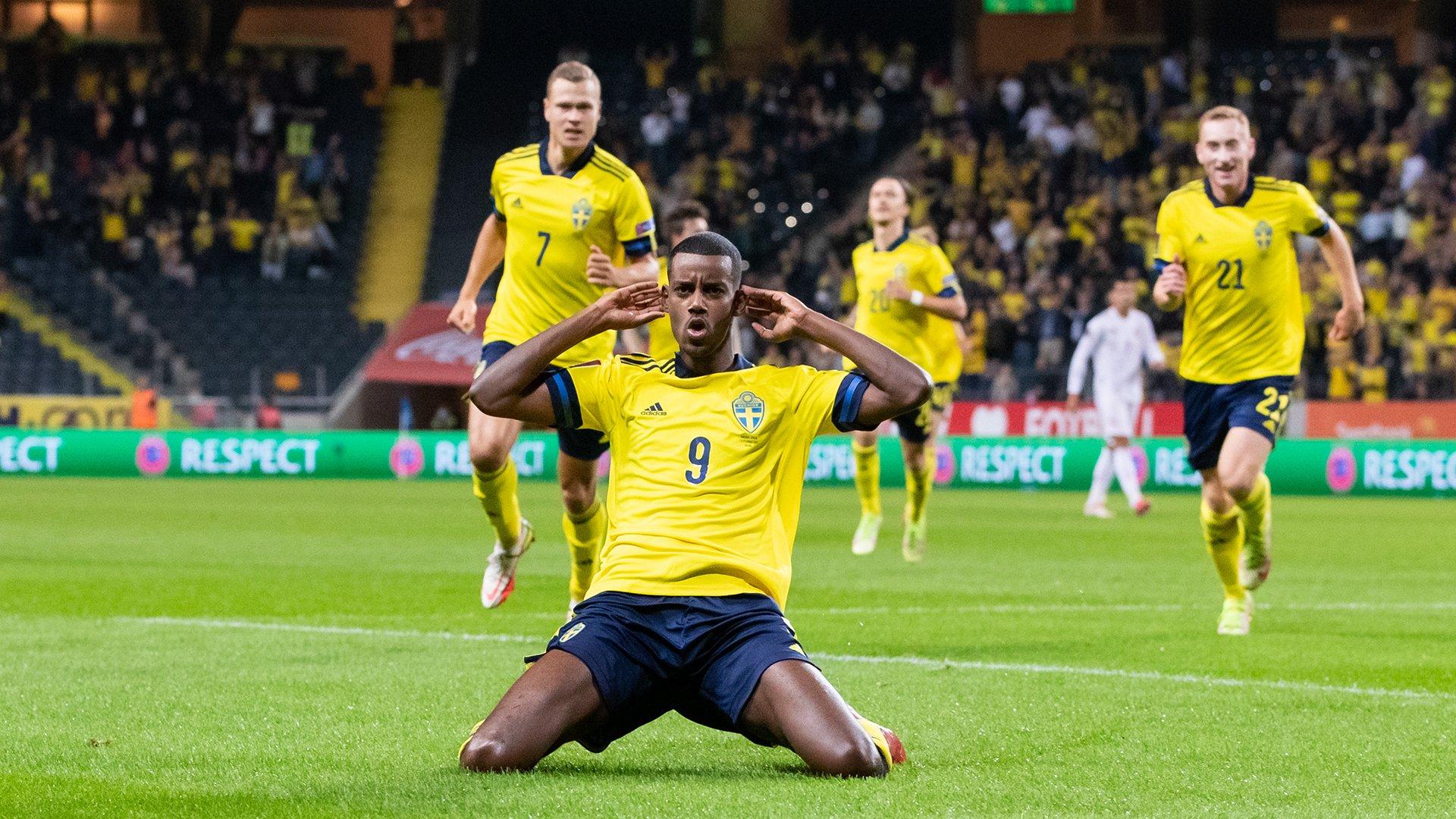 Sweden vs Spain (2)