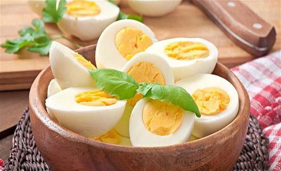 Eggs stimulate the brain