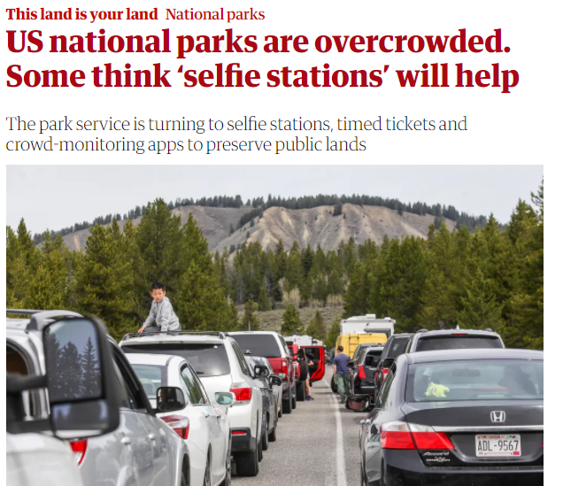 The news from the Guardian