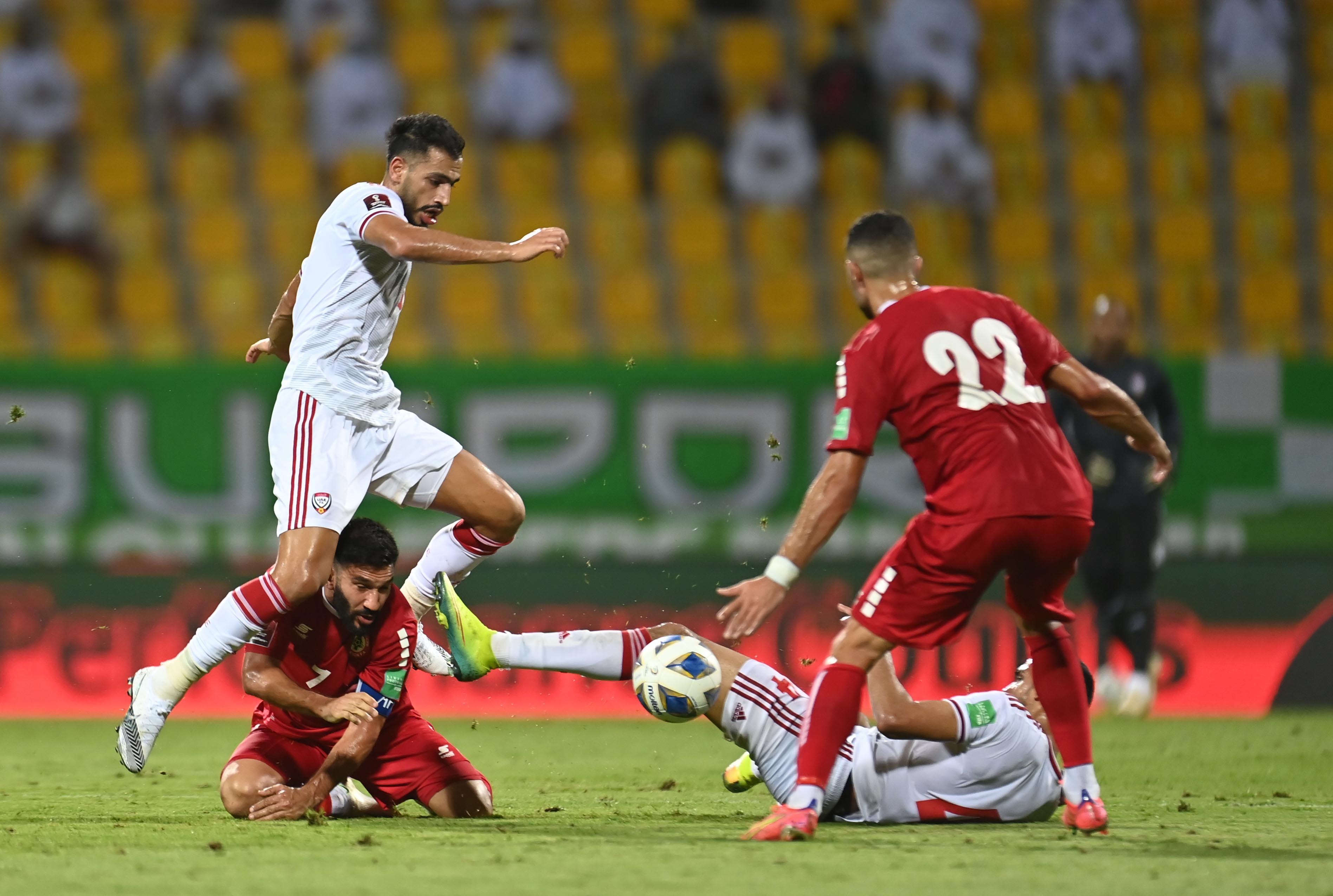 UAE and Lebanon (3)