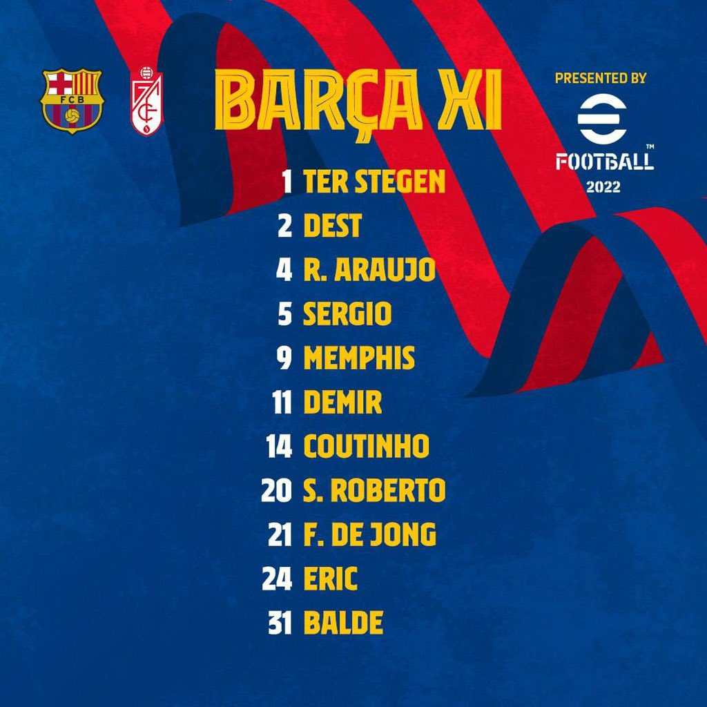 Barcelona formation