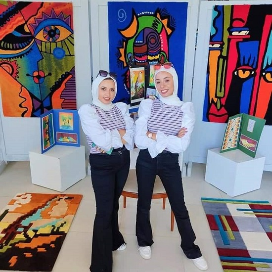 Salma and Salwa