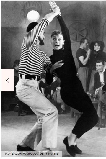 Audrey Hepburn's shoes