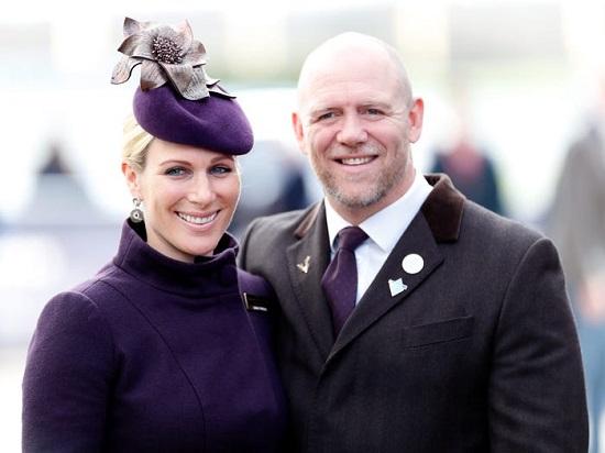 Zara and her husband