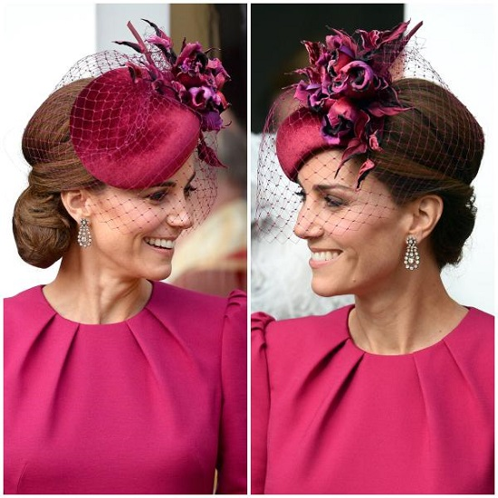 Kate Middleton's most beautiful hats (3)