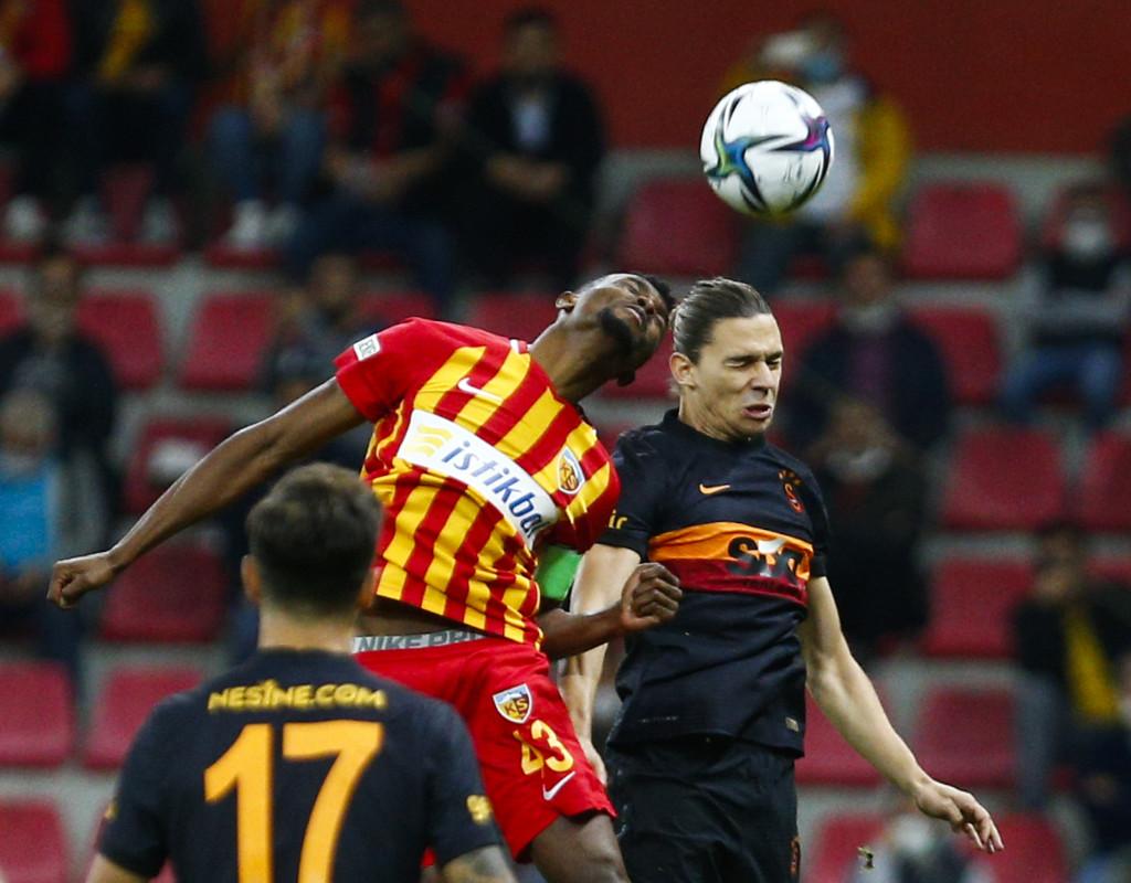 Kayseri vs Galatasaray (2)