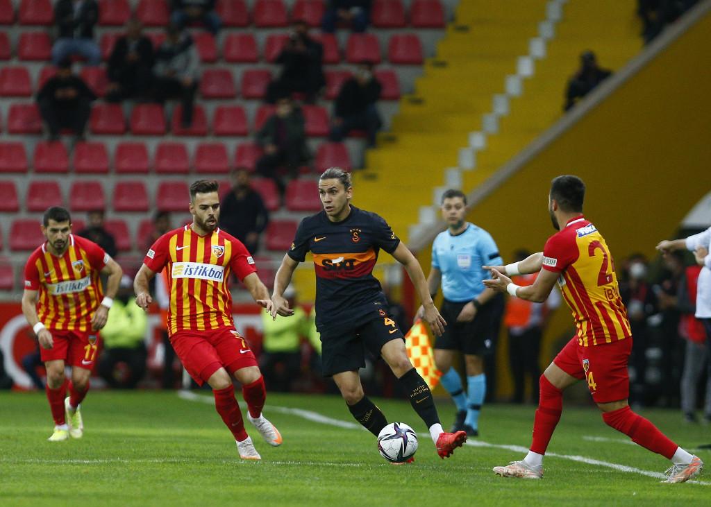 Kayseri vs Galatasaray (1)