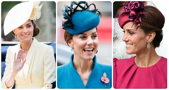 Kate Middleton's most beautiful hats (6)