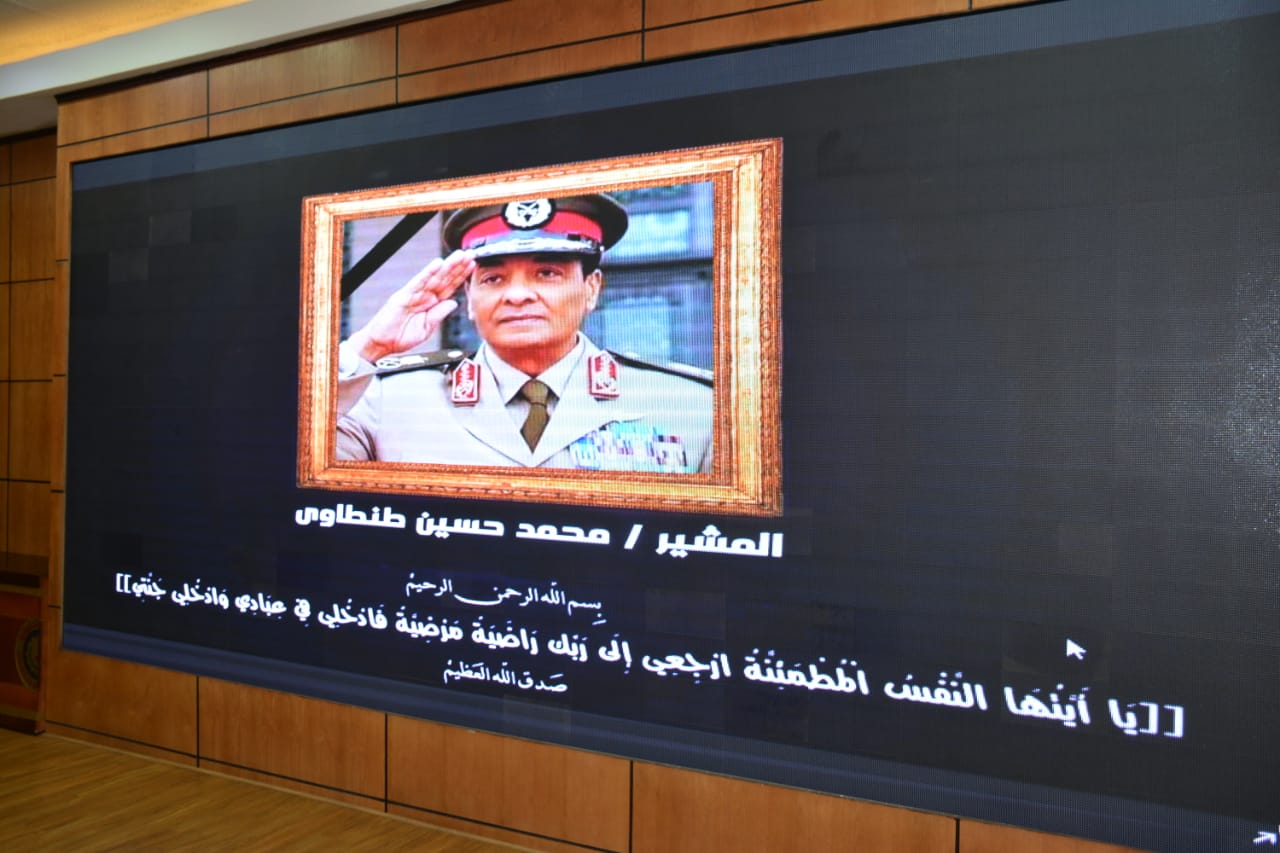 محافظ الدقهلية يكرم العقيد محمد أبو ستيت (3)
