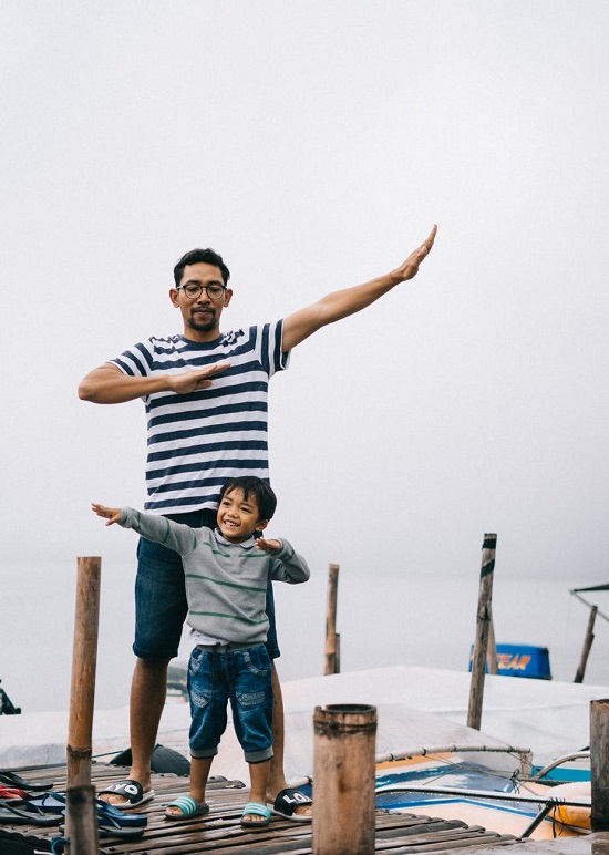Types of parents in dealing with their children (5)