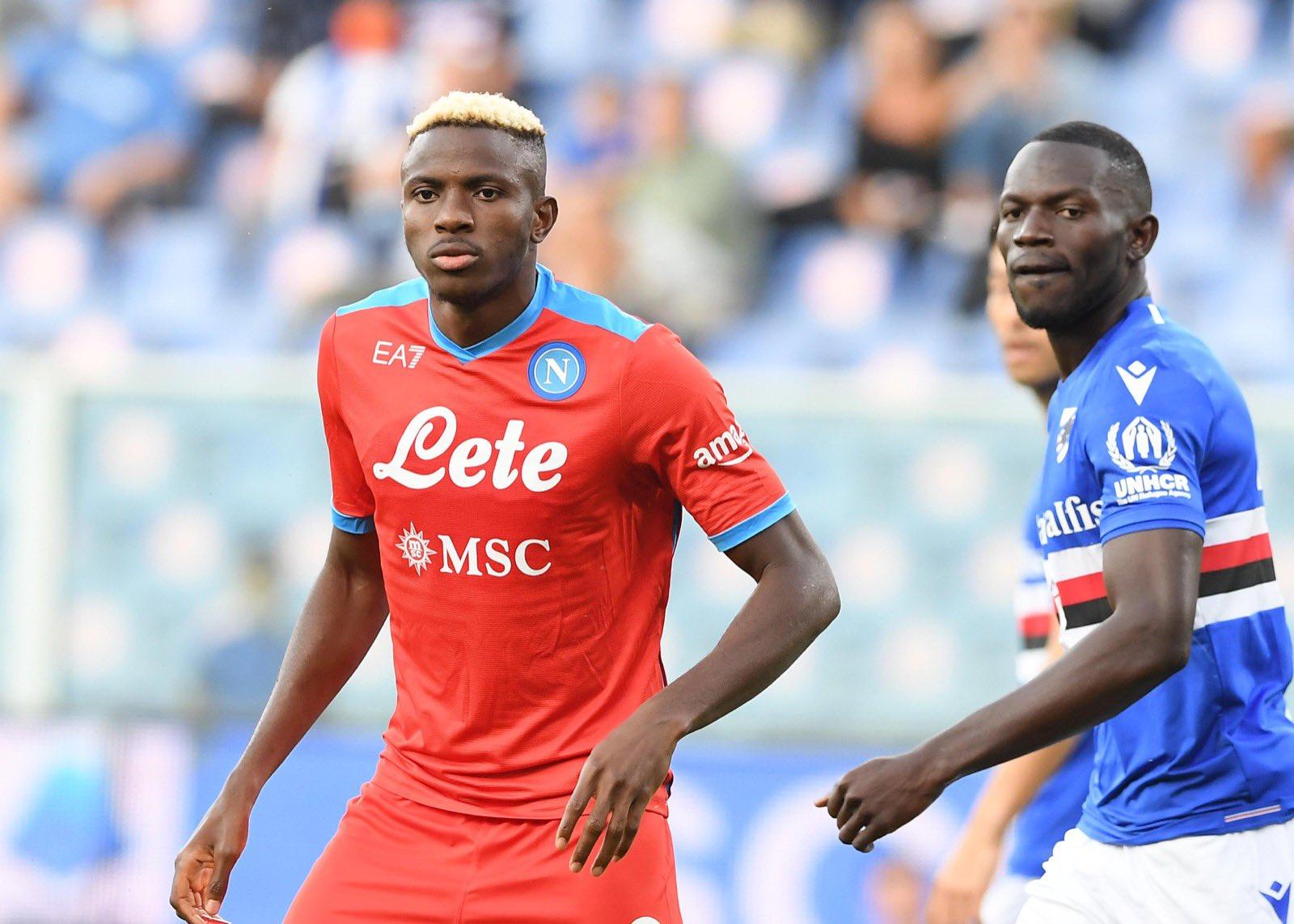Napoli match