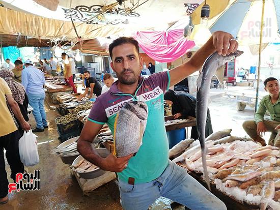 اجود-انواع-الاسماك-الطازجة-فى-السوق