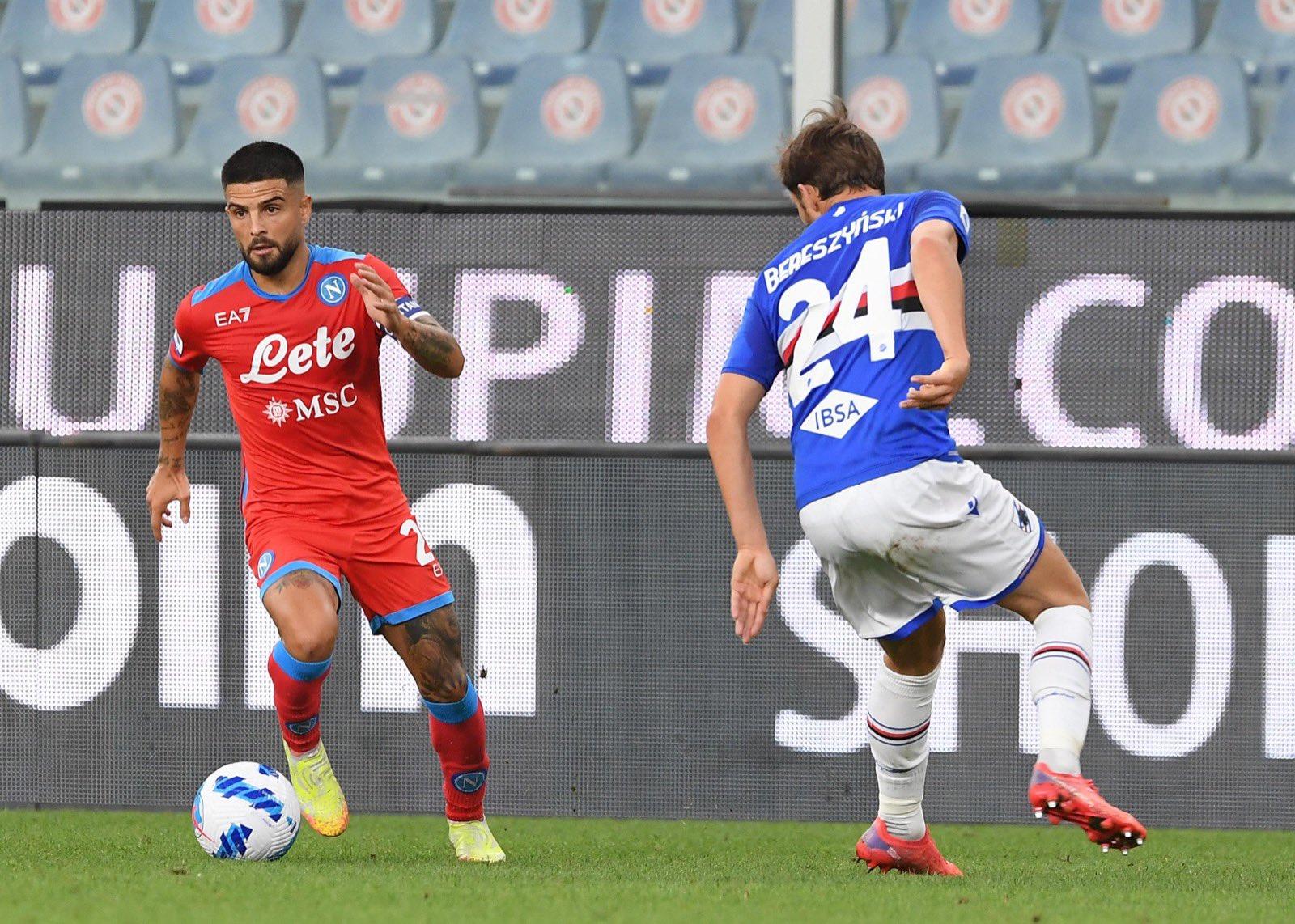 Sampdoria and Naples