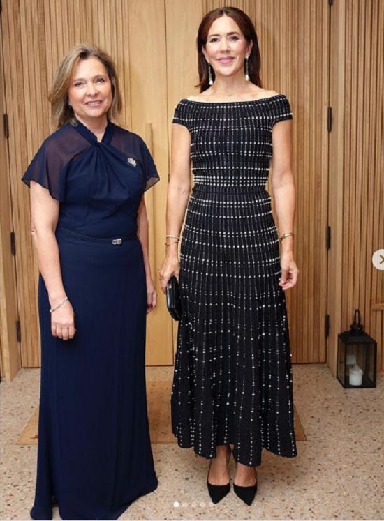 Princess of Denmark in Kate Middleton-inspired (2)