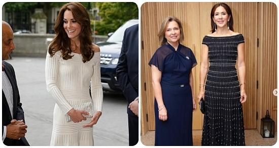 Princess of Denmark in Kate Middleton-inspired (1)