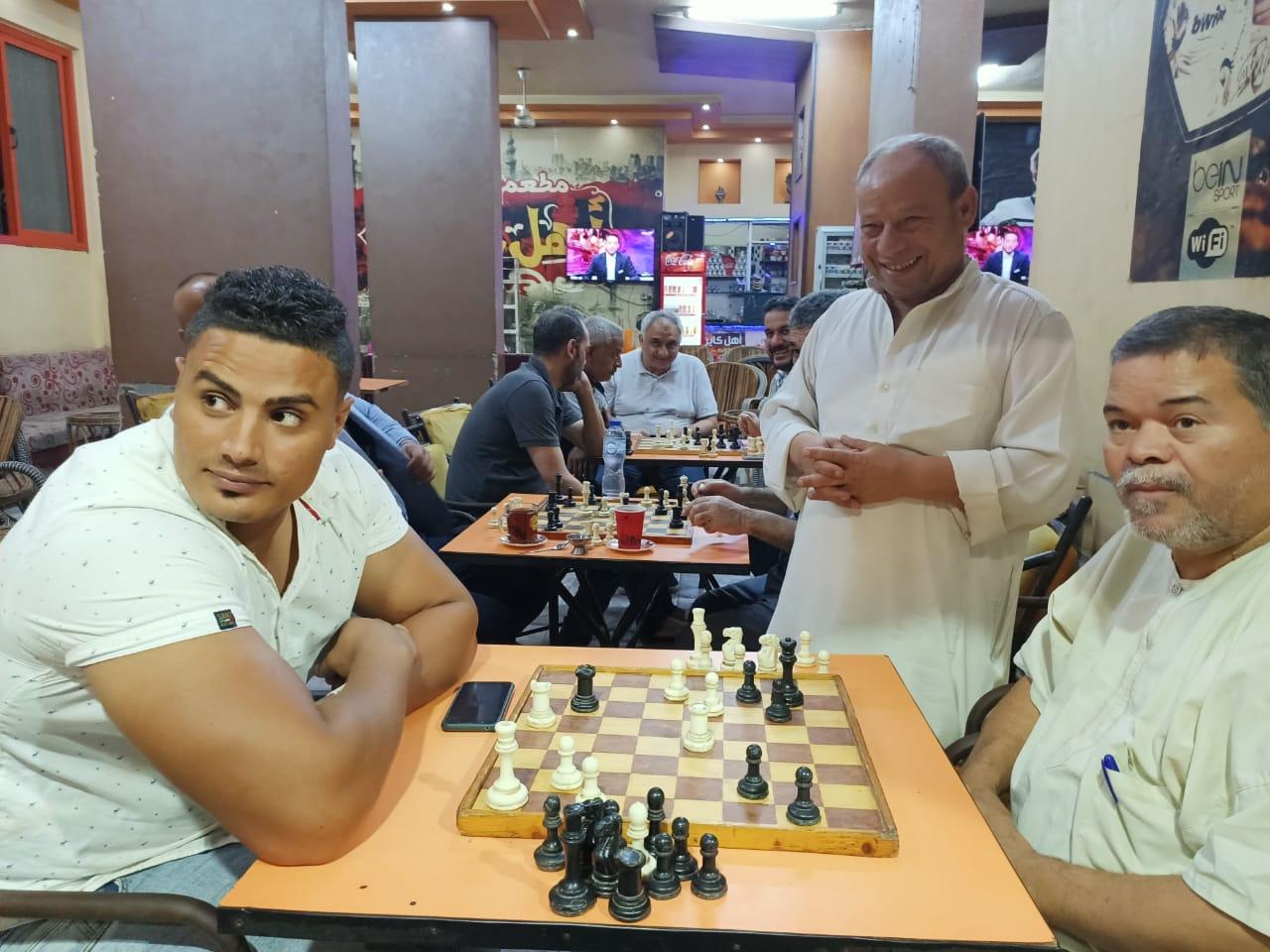 بطولة الشطرنج بالمنوفية
