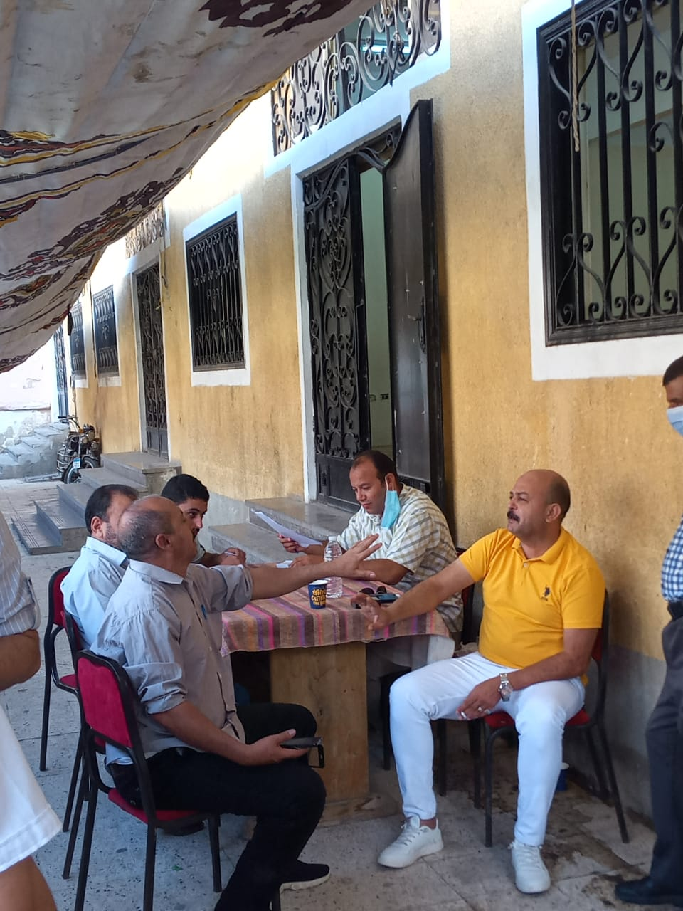 فوز الزواوي ومنصور والبسطويسي بالتذكية و5 أعضاء بالانتخاب بمركز شباب كفر الشيخ (1)