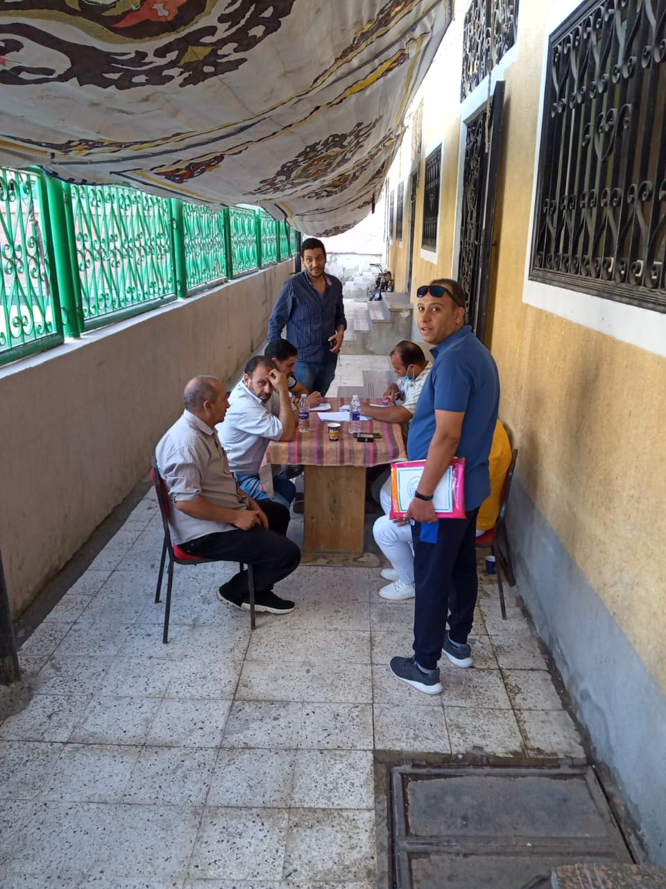 فوز الزواوي ومنصور والبسطويسي بالتذكية و5 أعضاء بالانتخاب بمركز شباب كفر الشيخ (2)