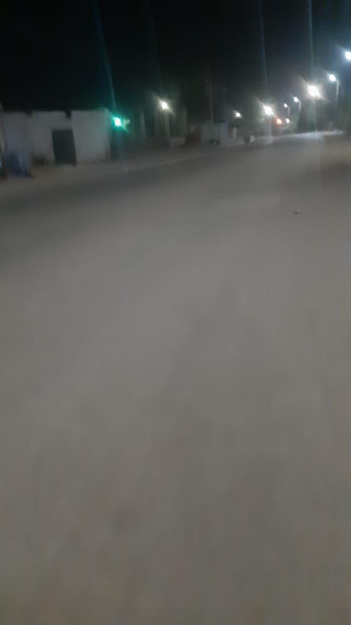 هدوء بقرية سلوا بأسوان بعد حادث اطلاق النار العشوائى (1)