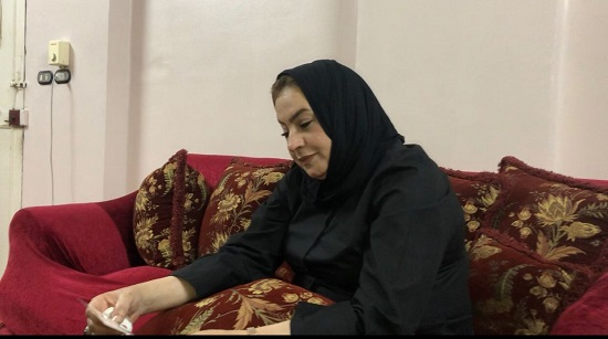 Mona Ahmed in Ismailia