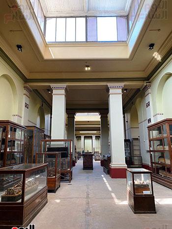 الدور العلوى بالمتحف المصرى