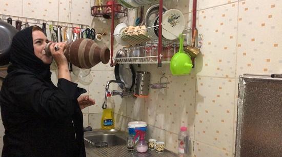 Ismaili daughter Mona Ahmed