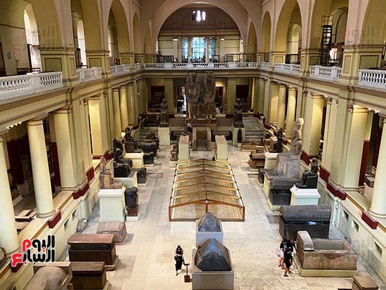 بهو المتحف