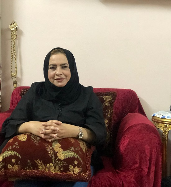 Mrs. Mona Ahmed