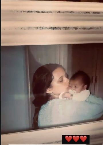 نيللى كريم تحتفل بعيد ميلاد ابنها يوسف (1)