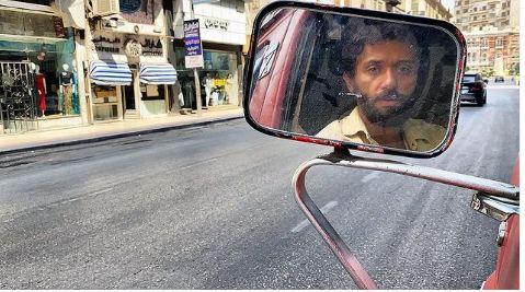 كريم محمود عبد العزيز ينتهي من تصوير فيلم من أجل زيكو