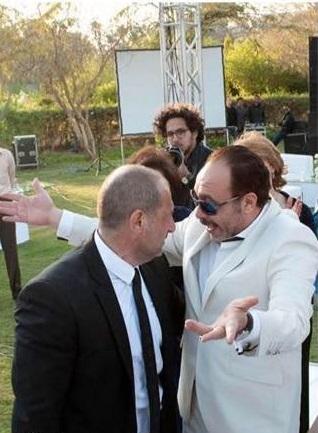 خالد الصاوى وخالد صالح
