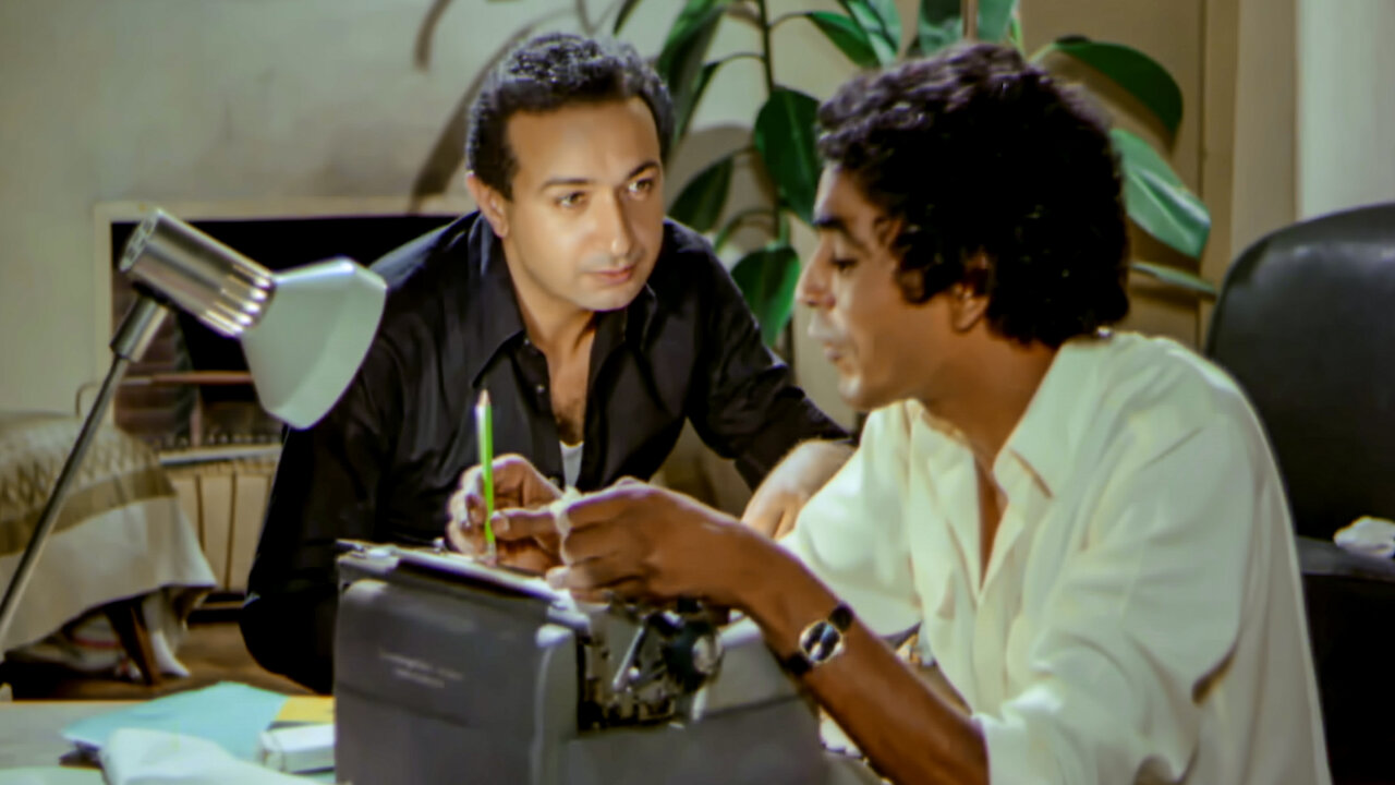 فيلم حدوتة مصرية1