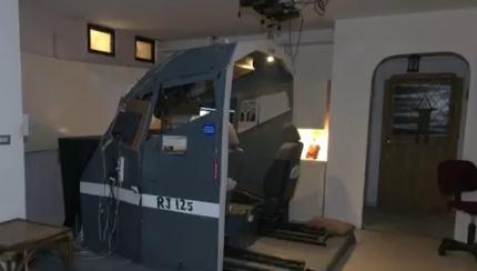 cockpit at home