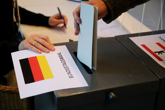 انتخابات ألمانيا