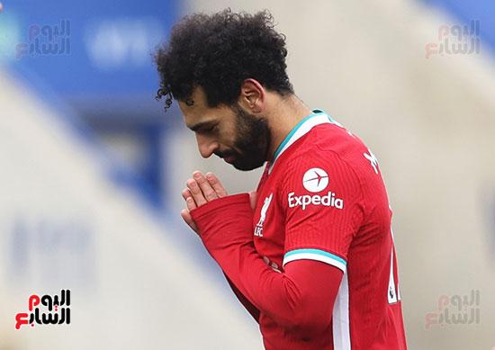 محمد صلاح احتفالية 100 هدف مع ليفر بول (11)