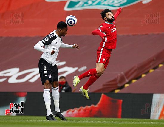 محمد صلاح احتفالية 100 هدف مع ليفر بول (16)