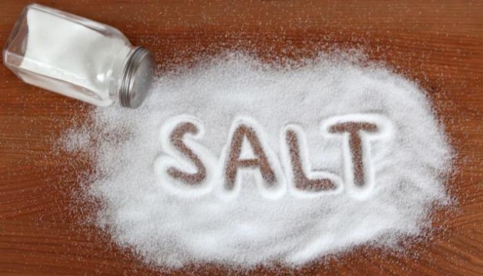 هل يمكن اضافة اليود الى الملح