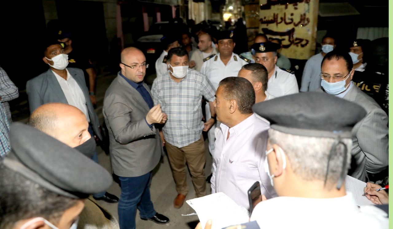 المحافظ الدكتور محمد هاني غنيم محافظ (2)