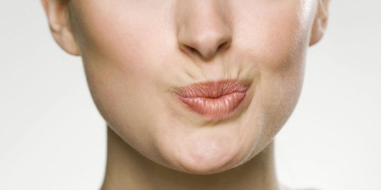 Natural recipes to get rid of wrinkles around the mouth