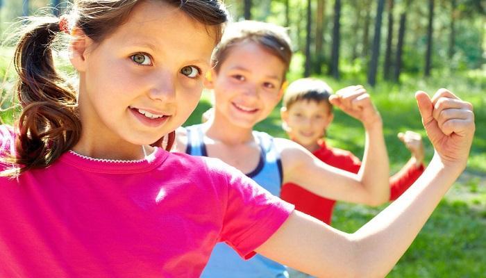 Strengthening the child's immunity at school