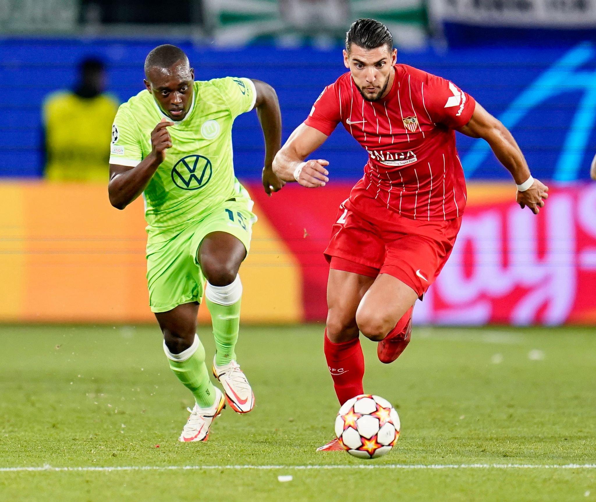 Wolfsburg vs Seville (5)