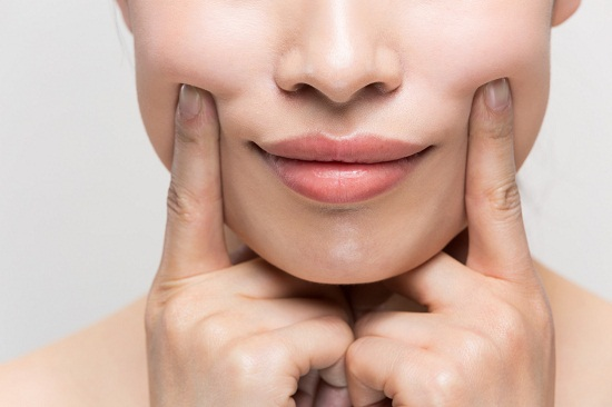Recipes to get rid of wrinkles around the mouth