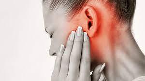 Ear infection symptoms
