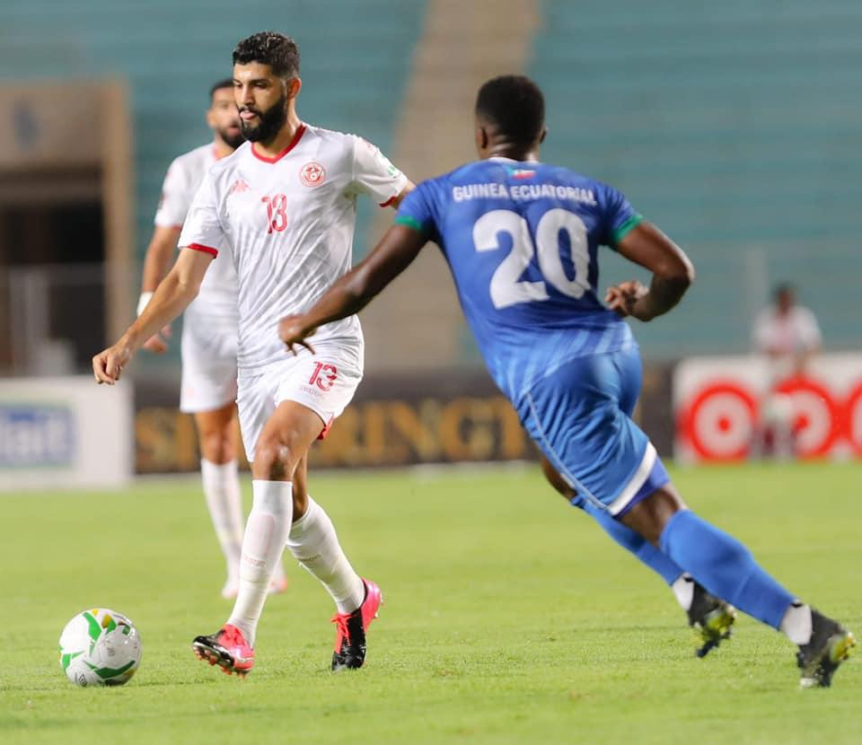 Tunisia vs Equatorial Guinea (1)
