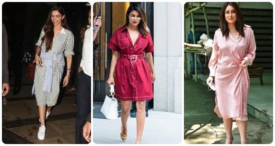 Ideas for wearing a dress shirt