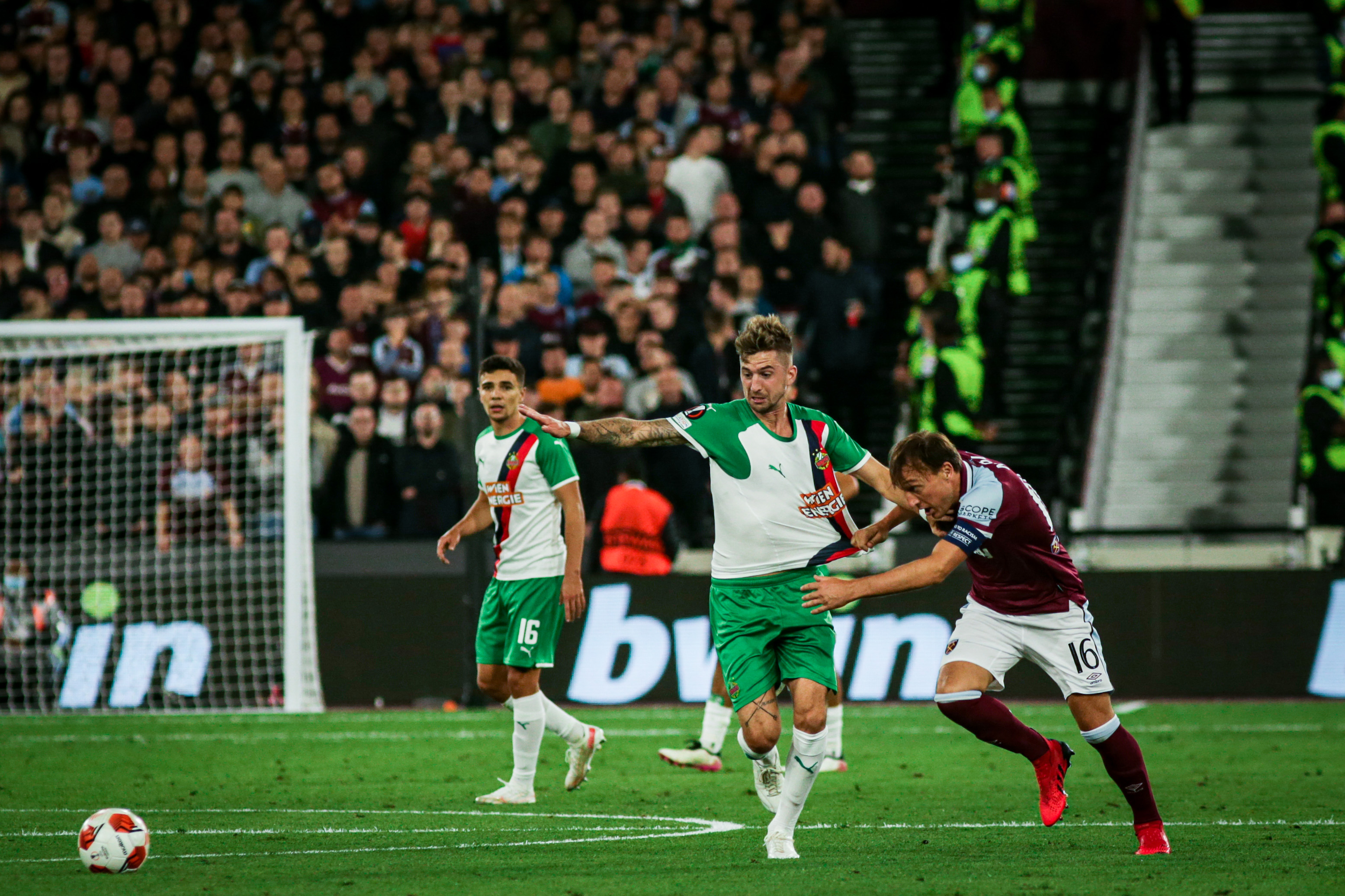 West Ham vs Rapid Vienna (2)