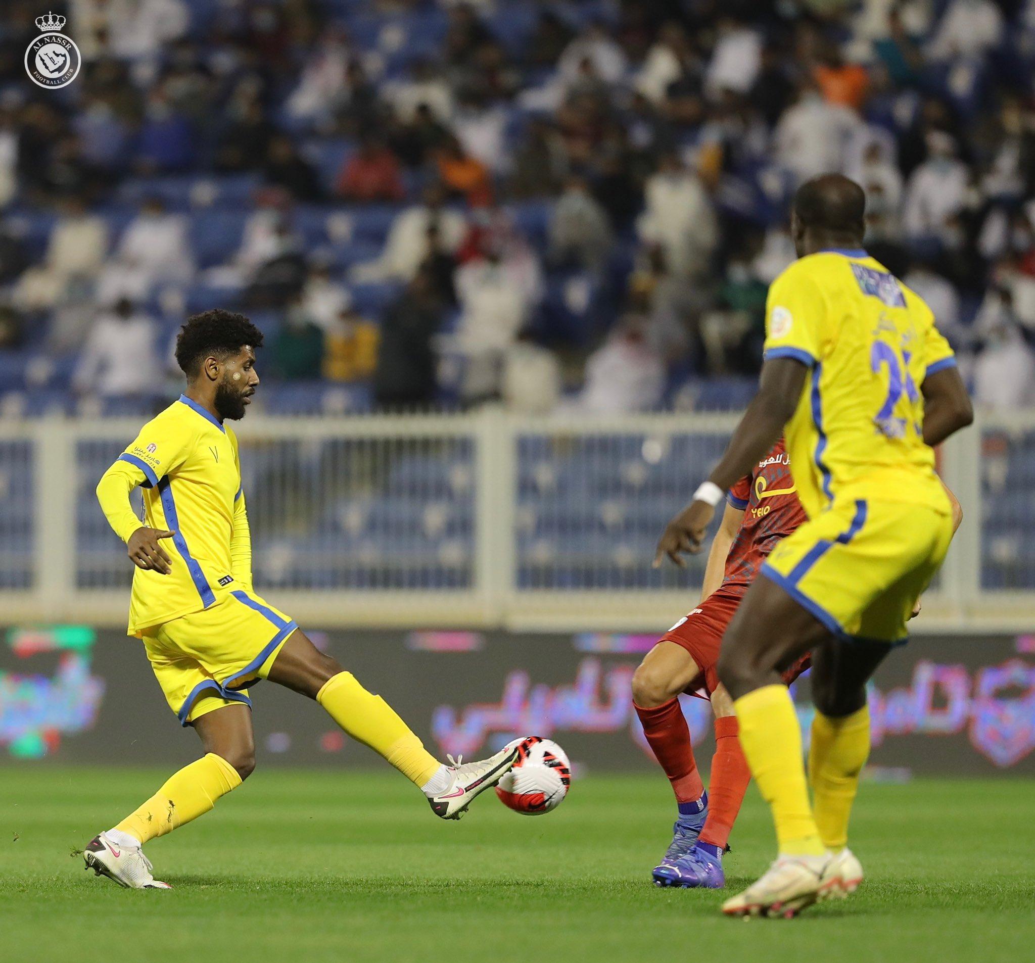 Al Nasr club attack