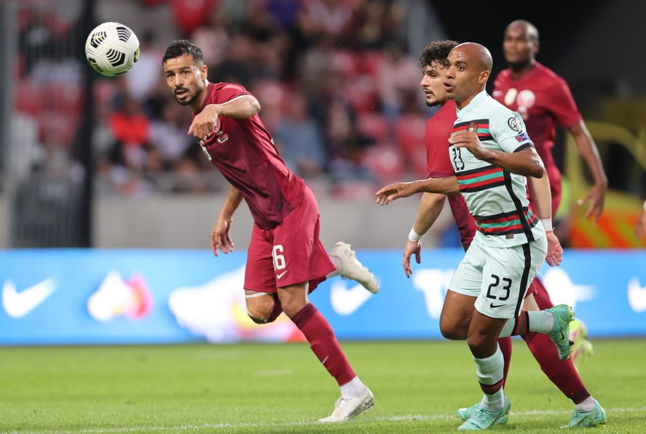 قطر ضد البرتغال (2)